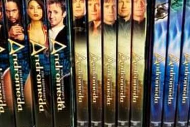 Andromeda season's 1-3 complete DVD set! for Sale in Baytown,  TX