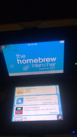 Nintendo 3DS Custom Firmware with choice of Games for Sale in Phoenix, AZ