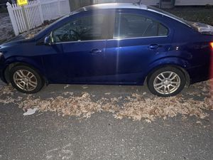 2012 Chevy sonic , Clean title in hand for Sale in West Islip, NY