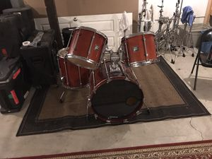 Sonor Hilite four piece drum set need gone today for Sale in Chicago, IL