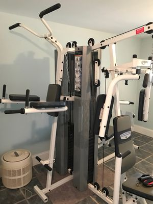 Iron Grip Home Gym for Sale in Fairburn, GA