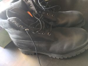 Brand new Mens Size 11.5 Timberland Steel toe boots for Sale in San Jose, CA