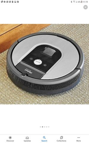 iRobot Roomba 960 High Efficiency Vacuum - Brand New for Sale in Portland, OR