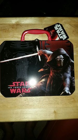 Star Wars lunchbox for Sale in Tempe, AZ