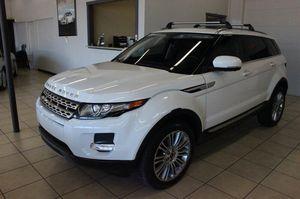 2012 Land Rover Range Rover Evoque for Sale in Edmonds, WA