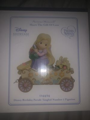 Disney Precious Moments Birthday Parade Age 7 for Sale in Philadelphia, PA