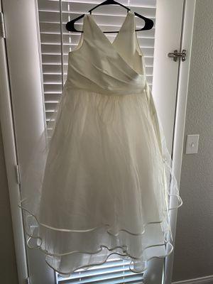 Flower girl/Bridal dress for Sale in Las Vegas, NV