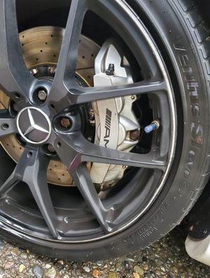 "OEM Set C63 AMG Black Series 19"" Rims for Sale in Seattle, WA"