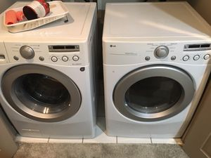 Washer and dryer for Sale in Carrollton, TX