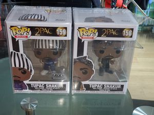 Tupac Shakur Funko pops Local pickup only for Sale in The Bronx, NY