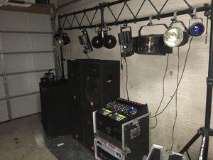 Dj Equipment for Sale in Webberville, TX