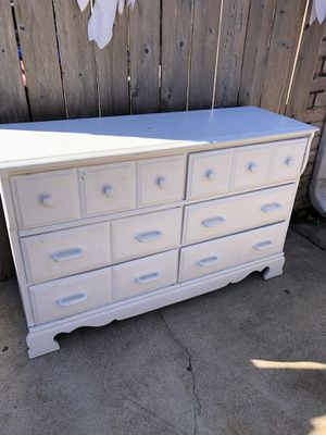 Dresser- solid wood for Sale in Katy, TX