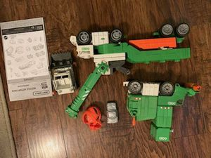 Matchbox Mega Rigs Recycle Action Pack for Sale in Clovis, CA