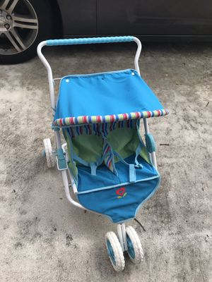 American Girl bitty twins stroller for Sale in Lake Worth, FL