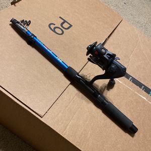 Blue Fox Rod And Baihui 200 Reel for Sale in San Antonio, TX