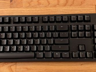 WASD Code MX Clear Mechanical Keyboard for Sale in Seattle,  WA