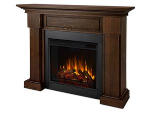 Tall Heavy Real Wood Mantel For Fireplace for Sale in Bridgeport, CT