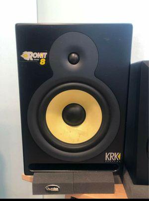 "Rokit 8 Recording Studio Monitors ""Pair"" for Sale in San Diego, CA"