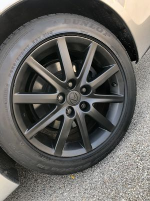 I will plasti dip black out your rims and pint your calipers for Sale in Des Plaines, IL