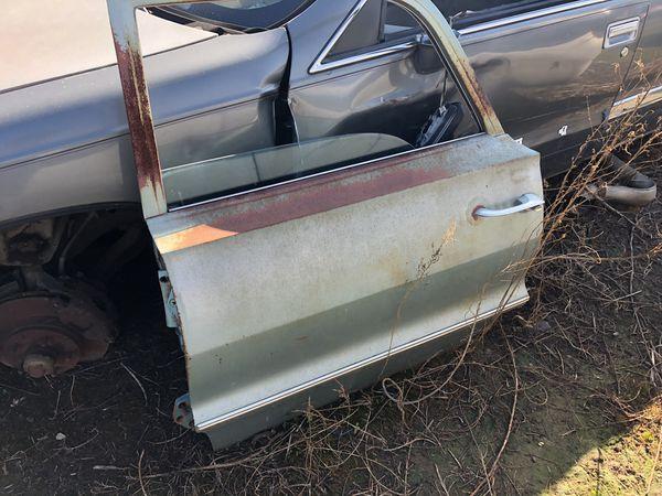 1964 Biscayne 4dr parts