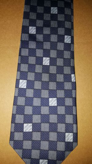 LOUIS VUITTON TIE for Sale in Oxon Hill, MD