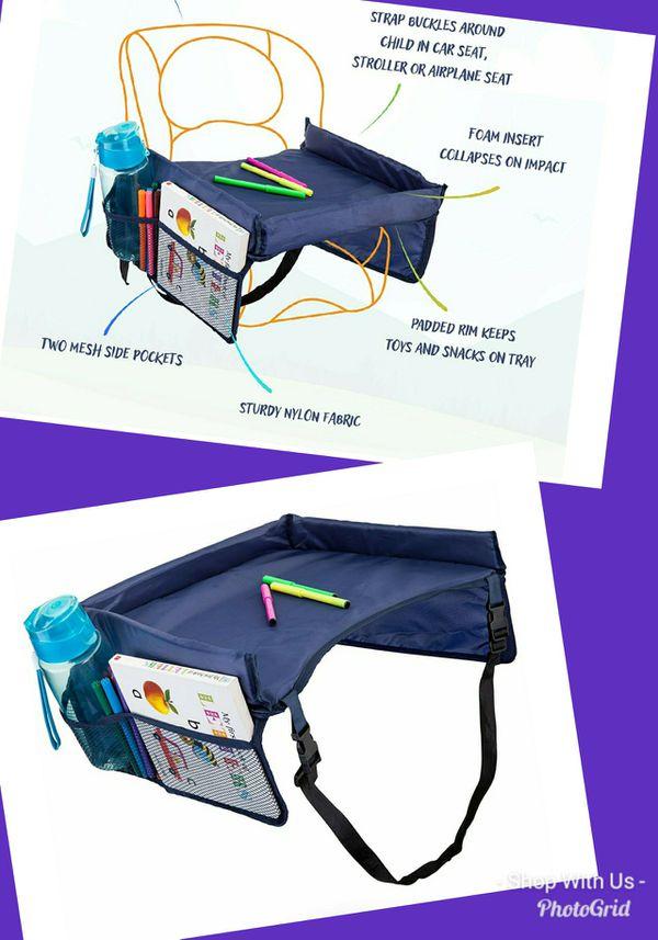 Lap Desk for Kids - (Blue)