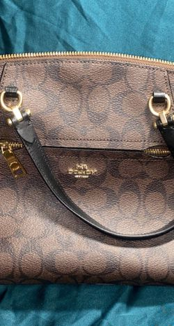 *NEVER USED*Coach Purse W/Wallets MULTICOLOR -DRK/REDBRWN for Sale in Riverview,  FL