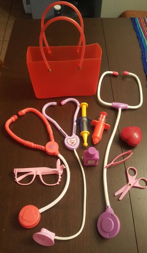 Kid's Toy Dr. Accessories Take all for $3 for Sale in City of Industry, CA