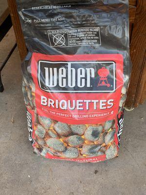 Weber briquettes for Sale in Lake Montezuma, AZ