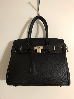 Black Hermes Birkin 35 Brand New Handbag! for Sale in Houston, TX