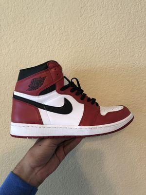 Jordan 1 retro Chi. (2015) for Sale in Hayward, CA