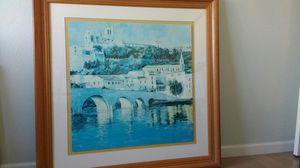 Framed artwork. for Sale in San Diego, CA