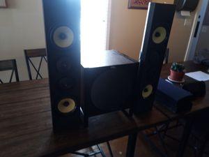 Surround sound system for Sale in Mount Vernon, WA