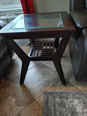 Glass top coffee tables for Sale in Niederwald, TX