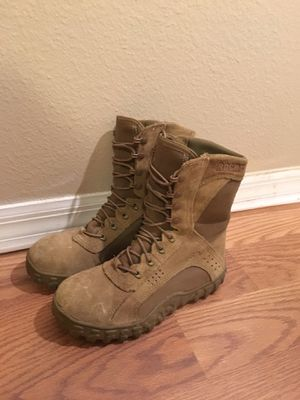 Military Steal Toe Rocky Boots for Sale in Gibsonton, FL