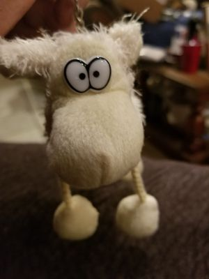 Sheep keychain in tin (3 available) for Sale in Plant City, FL