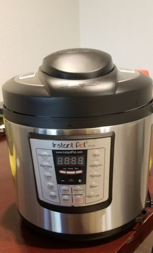 Instant pot used a couple times for Sale in Buckeye, AZ