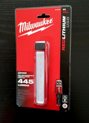 Milwaukee Pocket Flood Light 445 Lumens for Sale in San Jacinto, CA