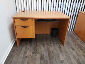 Office Desk Solid Wood for Sale in Fort Lauderdale, FL