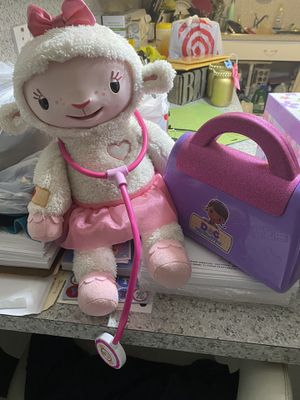 Lambie from Doc Mcstuffins Disney for Sale in Miami, FL