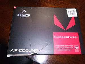 Radeon Vega Air Cooling for Sale in ROXBURY CROSSING, MA