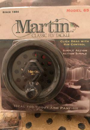 Martin fly reel model 65 brand new for Sale in Lake Oswego, OR