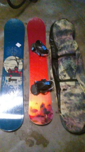 House/high society snowboards burton board bag for Sale in Denver, CO