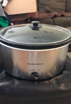 Hamilton Beach crock pot. for Sale in Lodi, CA