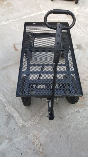 """STRONGWAY CART 40""""×22"""" ( NEED REPLACED TIRES) for Sale in Tampa, FL"""