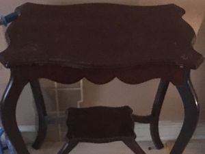 Antique table and Picture frames for Sale in Philadelphia, PA
