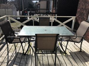 Patio Furniture Needs to Go for Sale in Pittsburgh, PA