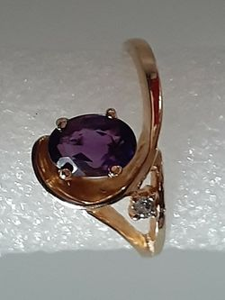 Gold ring 14k for Sale in Brookline,  MA