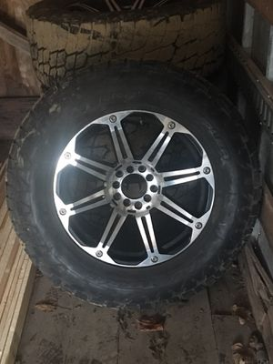 20 inch rims for Sale in Lakewood, WA