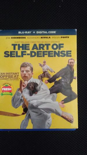 The art of self defense blueray for Sale in Los Angeles, CA